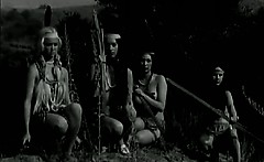 Tribal Dancing of Naked Indian Girls