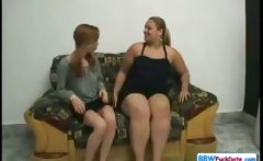 Freak of Nature BBW vs Tiny