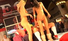 extreme sex shows in front of the public