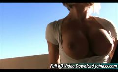 Anne returns super extreme girl girl with another FTV