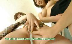 Nao Ayukawa and Rio Hanasaki innocent naughty chinese