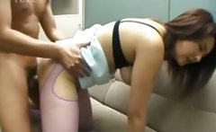 Perfect hairy anal fucking from Tokyo