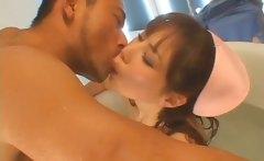Aki Mizuhara and Misaki Asou Hot