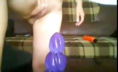 Webcam toy masturbation Busty Milf Paulina