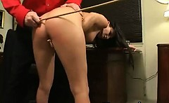 BDSM Spanking Fetish Porn For Amazing Girl