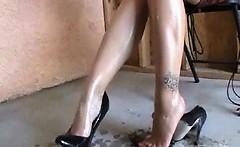 Punishment Loving Chick In Extreme Femdom Milf